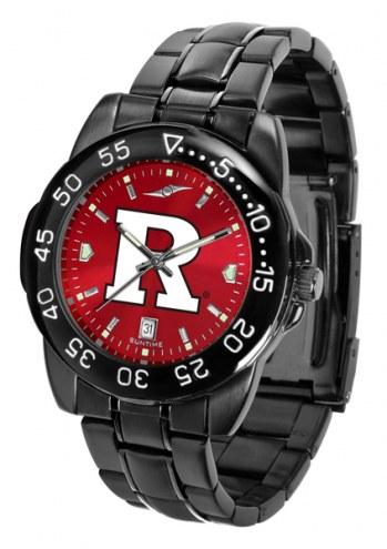 Rutgers Scarlet Knights FantomSport AnoChrome Men's Watch