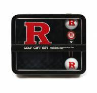 Rutgers Scarlet Knights Golf Gift Set