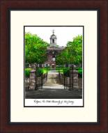 Rutgers Scarlet Knights Legacy Alumnus Framed Lithograph