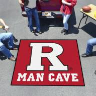 Rutgers Scarlet Knights Man Cave Tailgate Mat