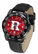 Rutgers Scarlet Knights Men's Fantom Bandit AnoChrome Watch