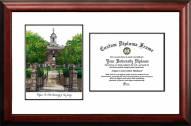 Rutgers Scarlet Knights Scholar Diploma Frame