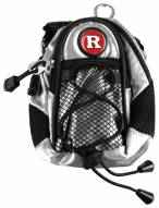 Rutgers Scarlet Knights Silver Mini Day Pack