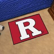 Rutgers Scarlet Knights Starter Rug