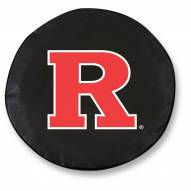 Rutgers Scarlet Knights Tire Cover