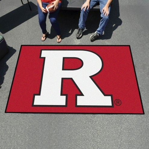 Rutgers Scarlet Knights Ulti-Mat Area Rug