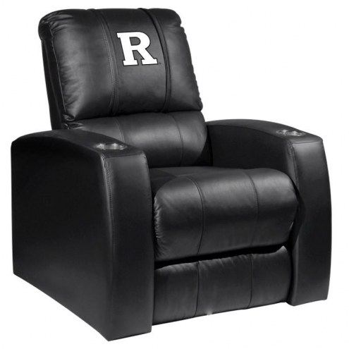 Rutgers Scarlet Knights XZipit Relax Recliner with White Logo