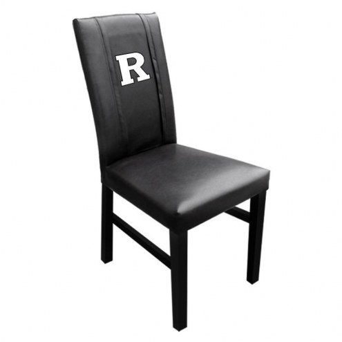 Rutgers Scarlet Knights XZipit Side Chair 2000 with White Logo