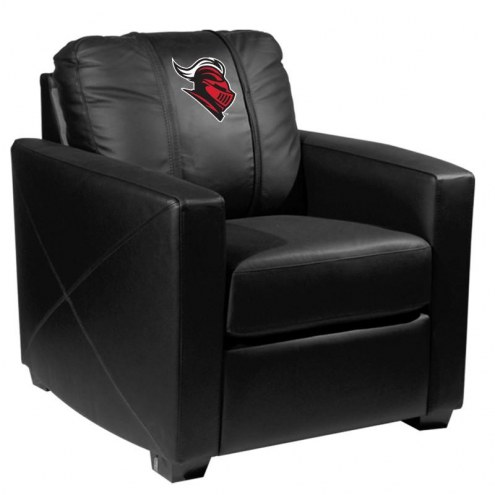Rutgers Scarlet Knights XZipit Silver Club Chair with Knight Logo