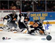 Ryan Miller Multi Exposure Signed 8 x 10 Photo