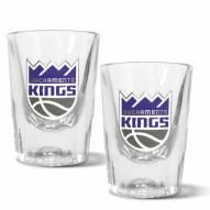 Sacramento Kings 2 oz. Prism Shot Glass Set