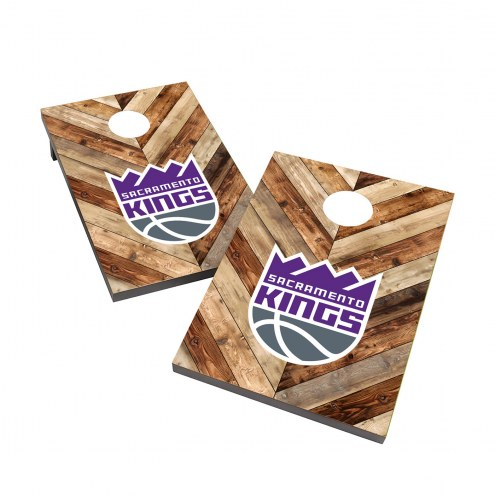 Sacramento Kings 2' x 3' Cornhole Bag Toss