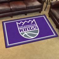 Sacramento Kings 4' x 6' Area Rug