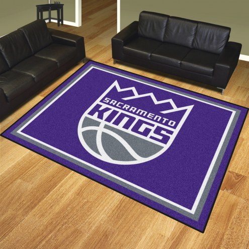 Sacramento Kings 8' x 10' Area Rug