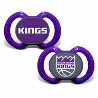 Sacramento Kings Baby Pacifier 2-Pack
