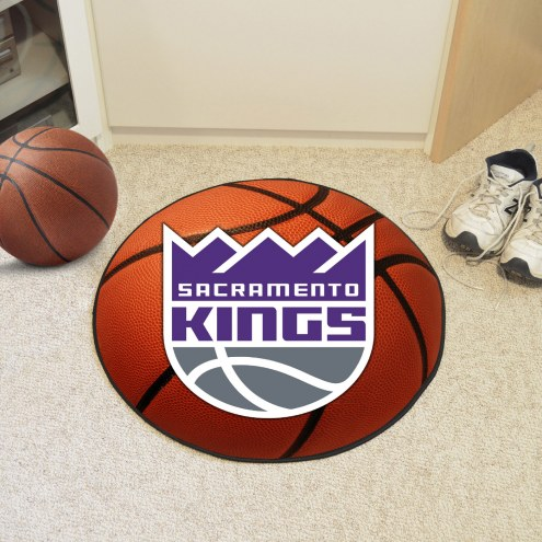 Sacramento Kings Basketball Mat