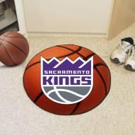 Sacramento Kings Basketball Mat