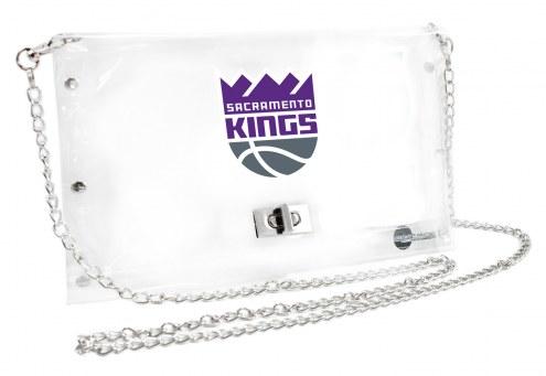 Sacramento Kings Clear Envelope Purse