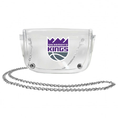 Sacramento Kings Clear Waistpack
