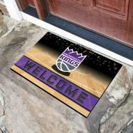 Sacramento Kings Crumb Rubber Door Mat