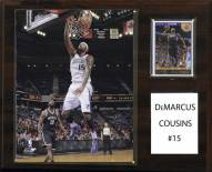 """Sacramento Kings DeMarcus Cousins 12"""" x 15"""" Player Plaque"""