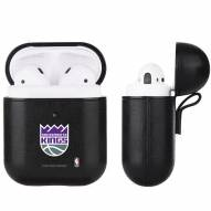 Sacramento Kings Fan Brander Apple Air Pods Leather Case