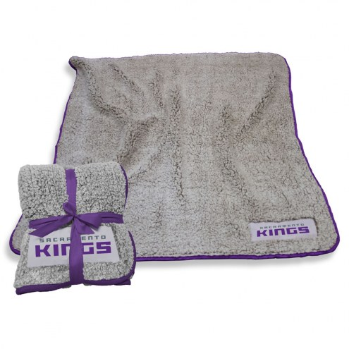 Sacramento Kings Frosty Fleece Blanket