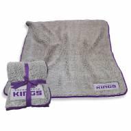 Sacramento Kings Frosty Fleece Blanket
