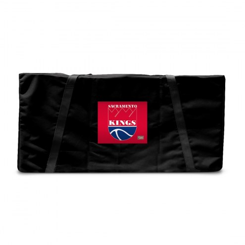 Sacramento Kings Hardwood Classic Cornhole Carrying Case
