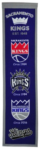 Sacramento Kings Heritage Banner