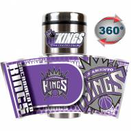 Sacramento Kings Hi-Def Travel Tumbler