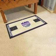 Sacramento Kings NBA Court Large Runner