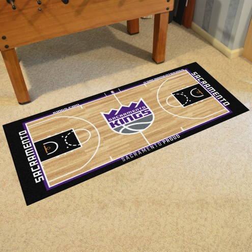 Sacramento Kings NBA Court Runner Rug