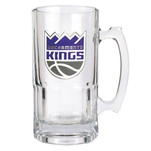 Sacramento Kings NBA 1 Liter Glass Macho Mug