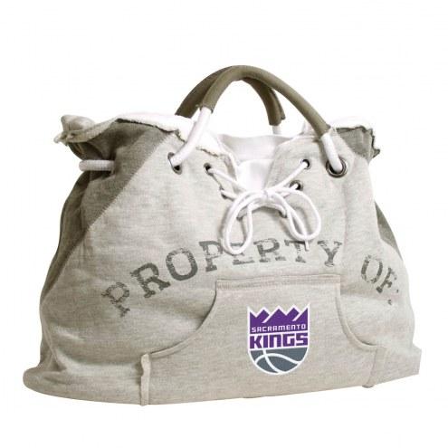 Sacramento Kings Hoodie Tote Bag