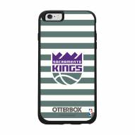 Sacramento Kings OtterBox iPhone 6/6s Symmetry Stripes Case