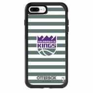 Sacramento Kings OtterBox iPhone 8 Plus/7 Plus Symmetry Stripes Case