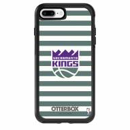 Sacramento Kings OtterBox iPhone 8 Plus/7 Plus Symmetry Stripes Case