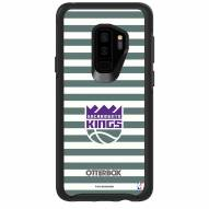 Sacramento Kings OtterBox Samsung Galaxy S9+ Symmetry Stripes Case