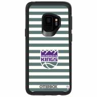 Sacramento Kings OtterBox Samsung Galaxy S9 Symmetry Stripes Case