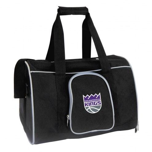 Sacramento Kings Premium Pet Carrier Bag