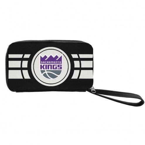 Sacramento Kings Ripple Zip Wallet