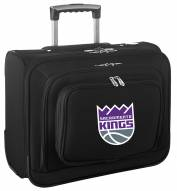 Sacramento Kings Rolling Laptop Overnighter Bag