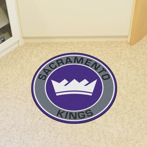 Sacramento Kings Rounded Mat