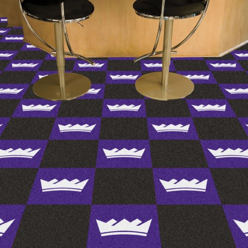 Sacramento Kings Team Carpet Tiles