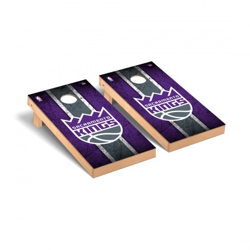 Sacramento Kings Vintage Cornhole Game Set
