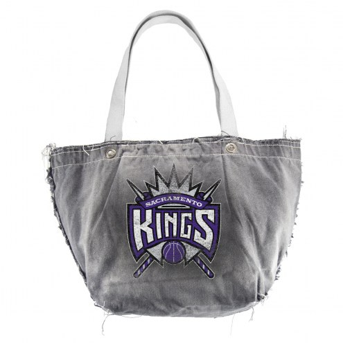 Sacramento Kings Vintage Tote Bag