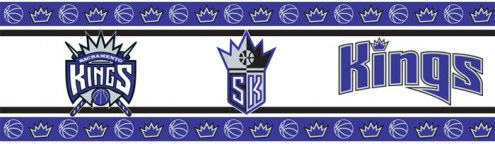 Sacramento Kings Wall Border
