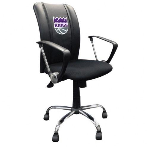 Sacramento Kings XZipit Curve Desk Chair