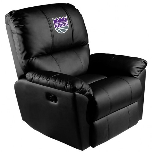 Sacramento Kings XZipit Rocker Recliner